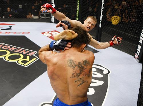 Wilcox beats Damm at Strikeforce