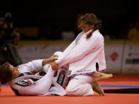 Girls' time to shine, at BJJ Professional Cup