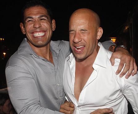 "Minotauro: ""Vin Diesel knows Jiu-Jitsu"""