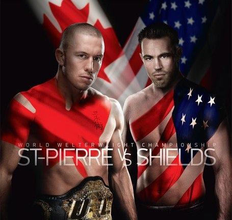 Invada o treino de GSP e palpite: quem vence no UFC 129?