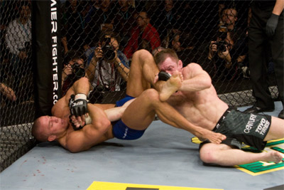 Why GSP will beat Jake Shields