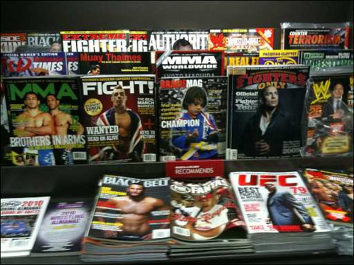 Why reader Jefferson won't buy GRACIEMAG anymore