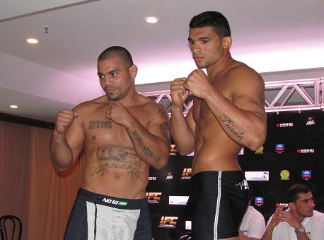 Gregor, Paulão, Hermes… Promise of fireworks in the cage