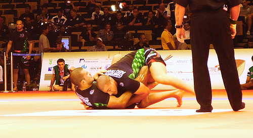 Watch Lovato versus Rodolfo at the World Pro