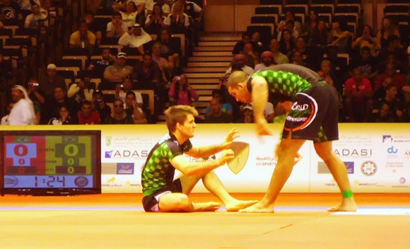 World No-Gi Pro: Saturday in Abu Dhabi