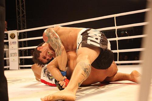 Ronys Torres luta em Portugal de olho no UFC