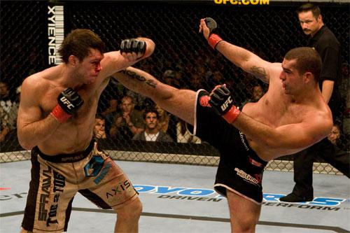 Shogun vs. Forrest may happen again, at UFC Rio