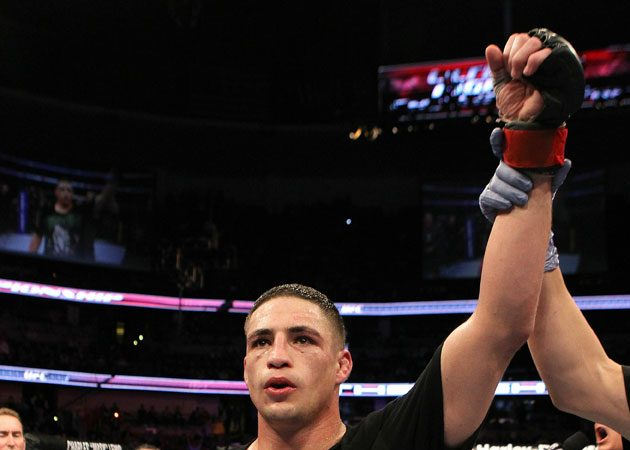 UFC Fan Expo: Sanchez and Hall win 1st round of 4-man tourney