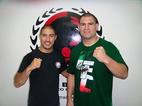 Cain Velasquez's Jiu-Jitsu for Brock Lesnar