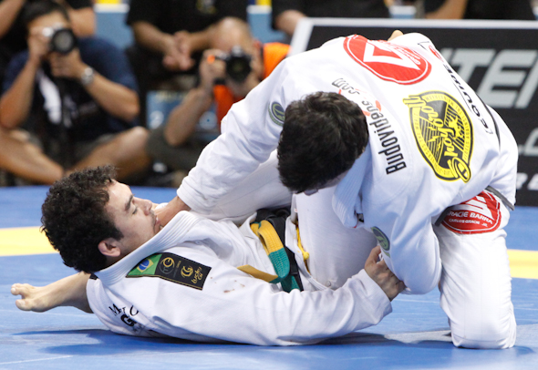 "Marcelo Garcia: ""There isn't an opponent I'll change my game for"""