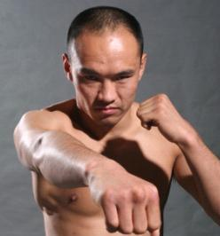 China's got MMA fighters too, and grapple-savvy ones at that