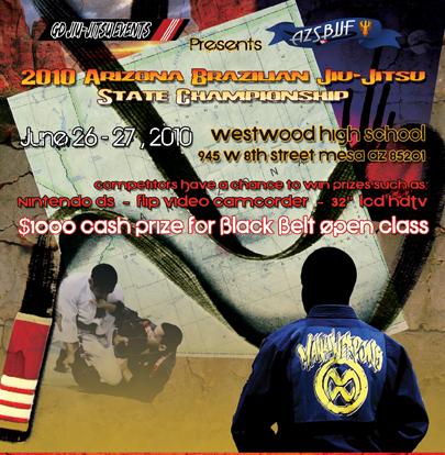 Arizona State Championship black belt div takes shape; sign-up deadline today