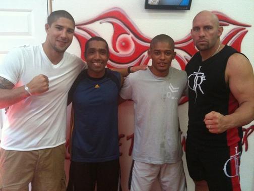 The Jiu-Jitsu of some of the UFC's beasts