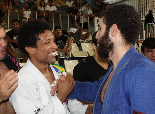 """Brazilian team champion issues provocation: """"The dream of the grand slam is over"""""""