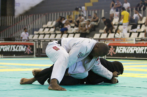 Differences turn to gold in equal-opportunity Jiu-Jitsu