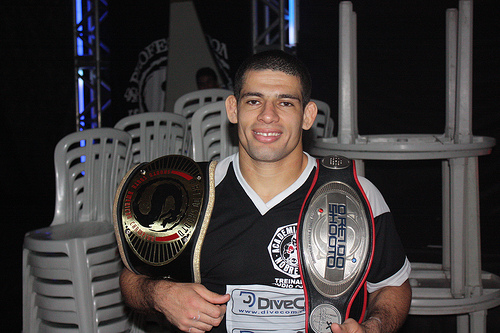 World Shooto champion Beição comments on fight