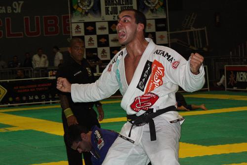 Brazilian Nationals: black belt finals and brown belt champions defined