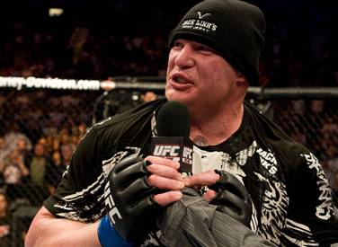 More from UFC 116: Lesnar's opponents, Wand's knee surgery