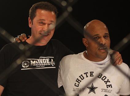Toquinho vs. Cacareco made for UFC Rio
