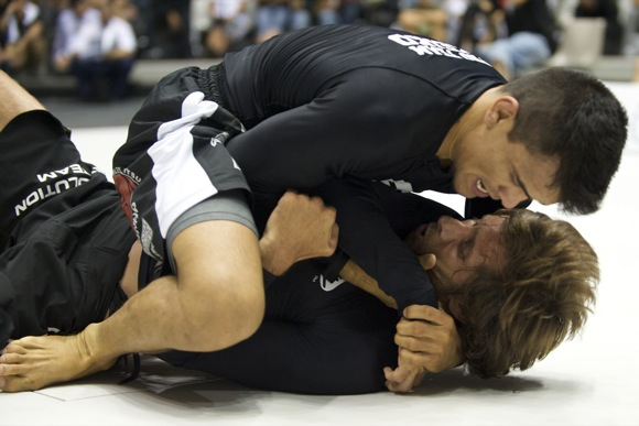 Another four-time world champ in ADCC mix
