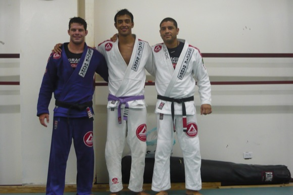 Cachorrinho seminar and Kayron competing heat up Panamanian Jiu-Jitsu