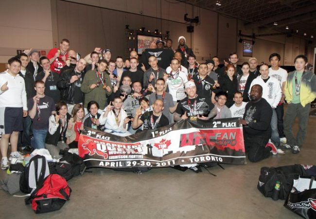 Toronto BJJ reigns at UFC Fan Expo
