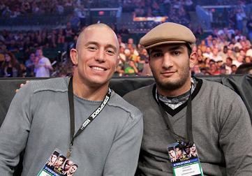 """GSP trains with Mousasi: """"What I learned was worth the trip"""""""