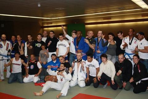 Nova União wins in Switzerland