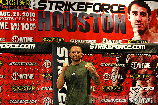"""Strikeforce will be perfect to decide who is number 1"""