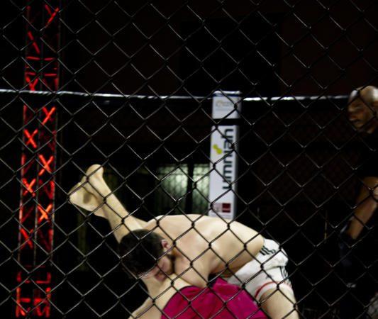 Jiu-Jitsu a-plenty and dramatic knockout at Desert Force