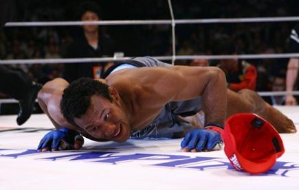 Abmar Barbosa helps UFC beast with Jiu-Jitsu