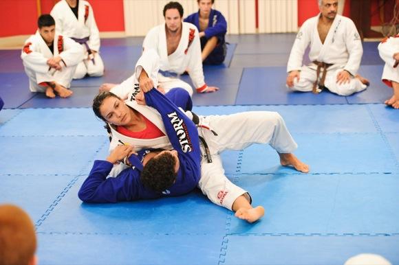 Still room at Kyra's girls-only training camp in Rio