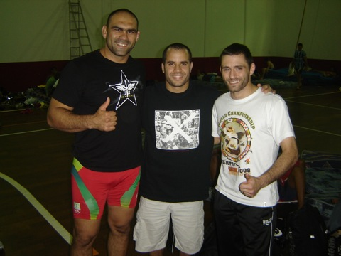 Léo Vieira and João Assis likely at ADCC 2011