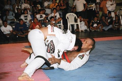Jacaré and Marcelinho, a healthy rivalry