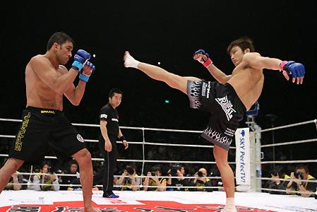 Marcus Aurélio finaliza e crava 21ª vitória no MMA