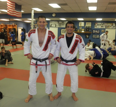 Pan: Alliance wants Gracie Barra's bases