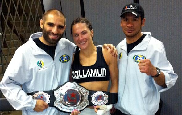 Cat Zingano wins again at MMA