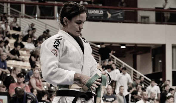 """Kyra Gracie: """"The pressure comes from me, not my name"""""""