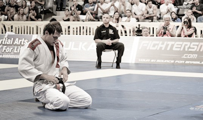 Exclusive: Roger Gracie out of Worlds