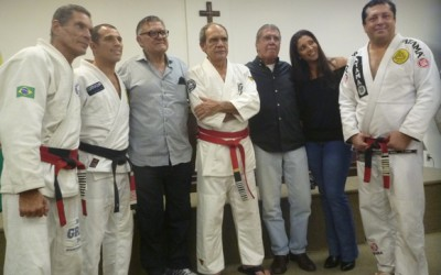 A Valente joins the select red belt club