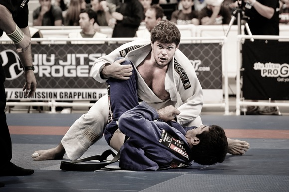 Lessons from a champ from white to black belt