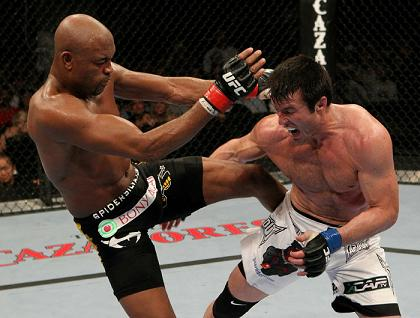 Exclusive: Anderson comments on battle with Sonnen