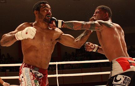 Title dispute and Luiz Alves tribute at Shooto