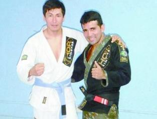 Black Belt narrowly escapes earthquake in Chile