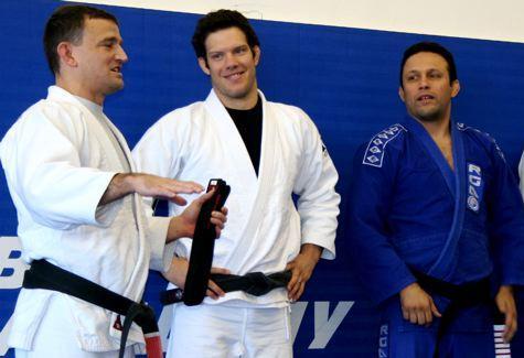 "Minotouro: ""Cigano could be boxing world champion"""