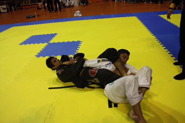 Brush up your omoplata and show solidarity