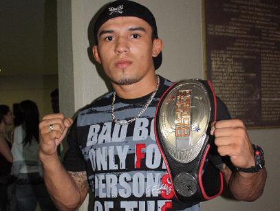 Chiquerim's UFC debut expectations