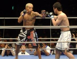 Chiquerim hands over Shooto belt and moves to US event