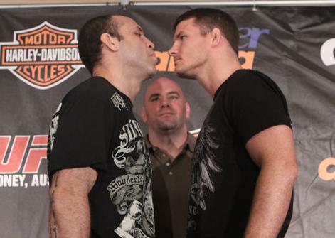 UFC 110: Wand tells Bisping to shut up