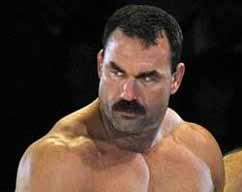 Don Frye hangs up gloves